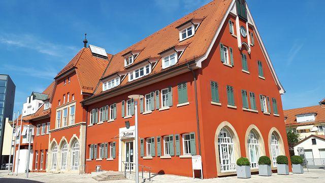 Asperg - Rathaus