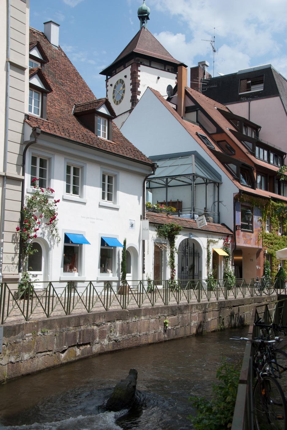Freiburg - Dreisam