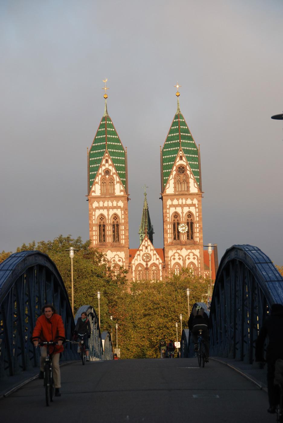 Freiburg - Herz Jesu Kirche