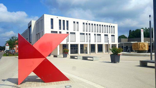 Das K - Kulturzentrum Kornwestheims