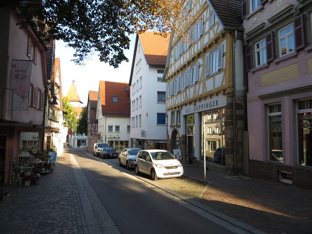 Waiblingen - Altstadt