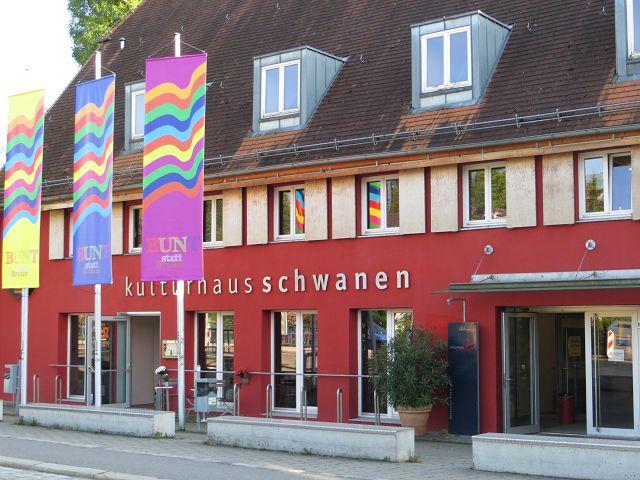 Waiblingen - Kulturhaus Schwanen