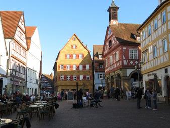 Waiblingen_Marktplatz