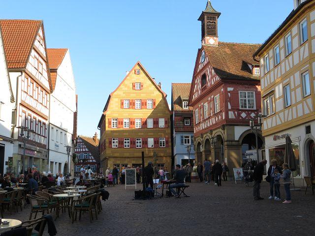 Waiblingen - Marktplatz