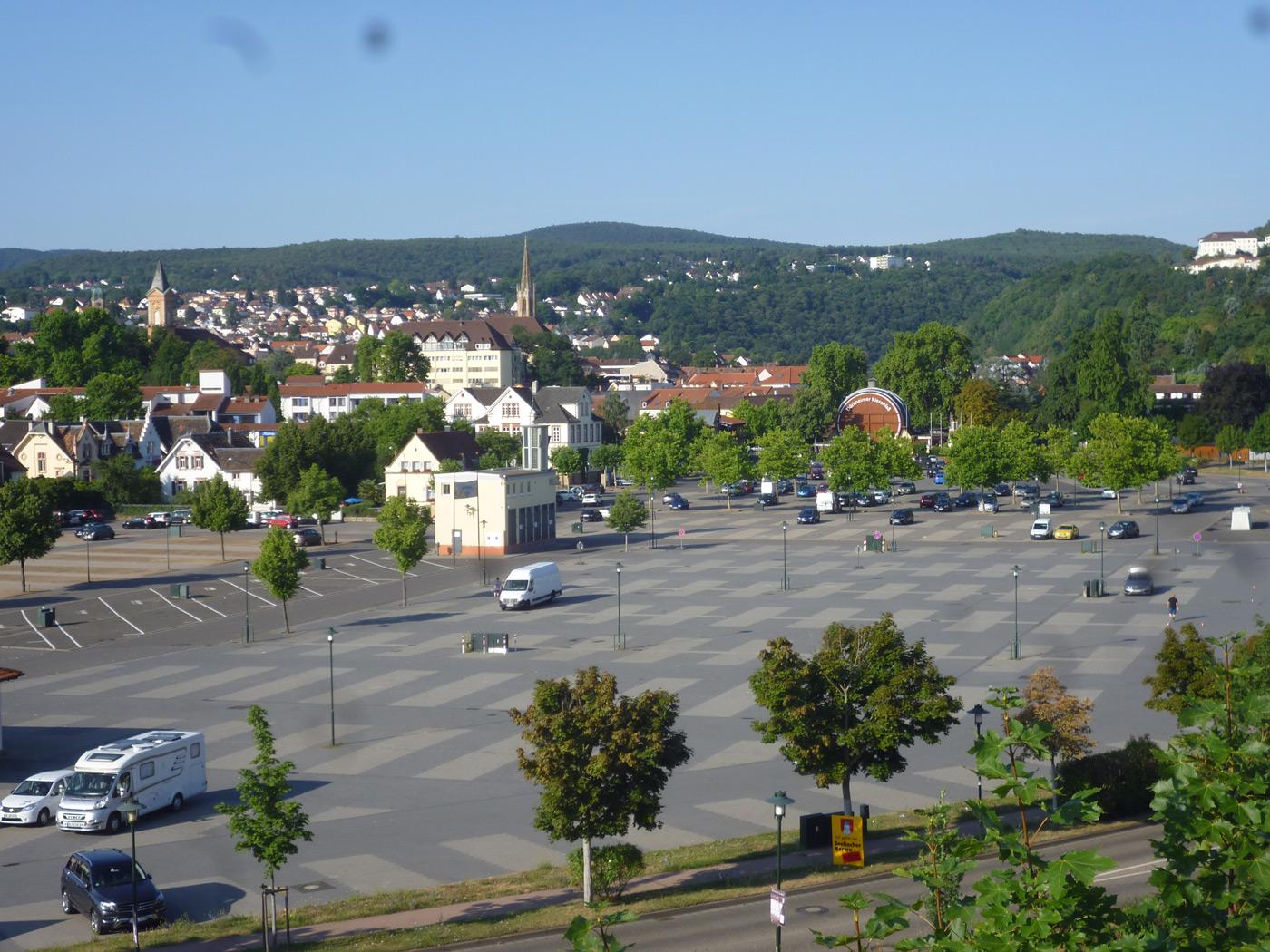 Bad Duerkheim - Luftaufnahme