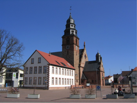Kahl am Main - Kirche