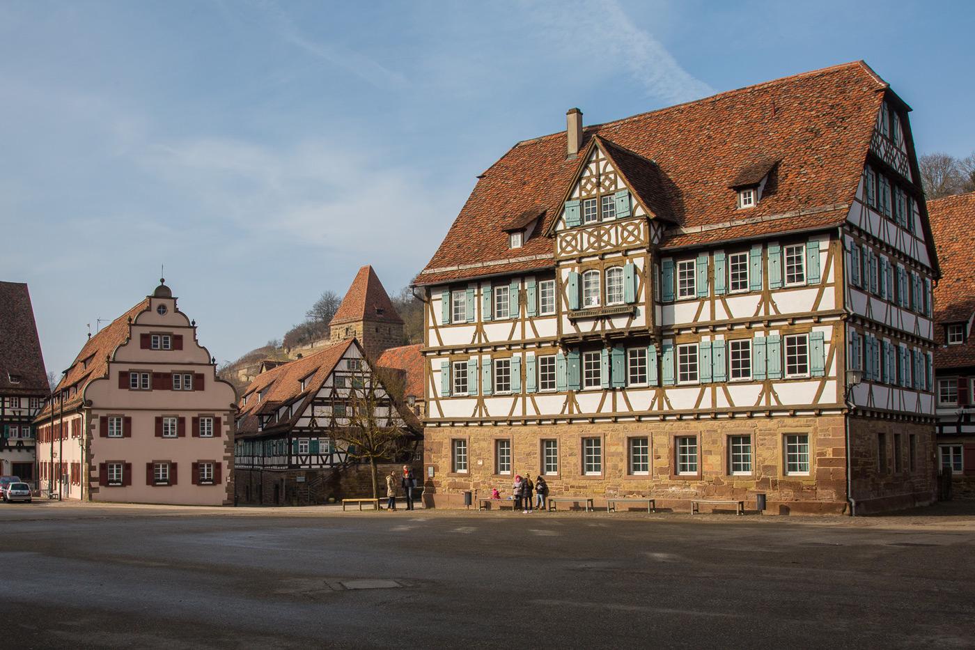 Maulbronn - Klosterhof
